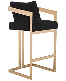 Taraji Bar Stool, Quick Ship