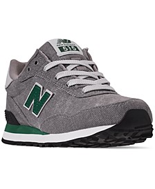 Boys' 515 Spring Canvas Casual Sneakers from Finish Line