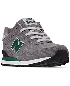 f8d4b0881cce6 New Balance Boys' 515 Spring Canvas Casual Sneakers from Finish Line
