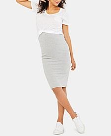 Maternity Pencil Skirt