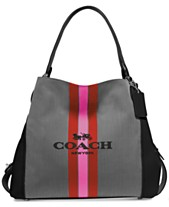 b94cff799a702 COACH Horse And Carriage Jacquard Edie 31 Shoulder Bag
