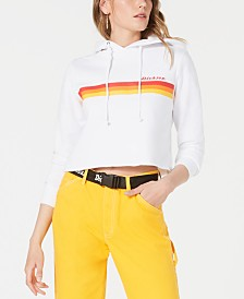Dickies Cropped Graphic Hoodie