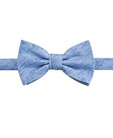 Men's Savine Tonal Paisley Pre-Tied Bow Tie, Created for Macy's