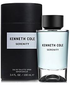 Men's Serenity Eau de Toilette, 3.4 oz