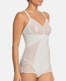 Women's  Spotlight on Lace Bodysuit 10119R