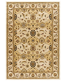 "CLOSEOUT! Kenneth Mink Area Rug, Warwick Panel Wheat 3'3"" x 5'3"""