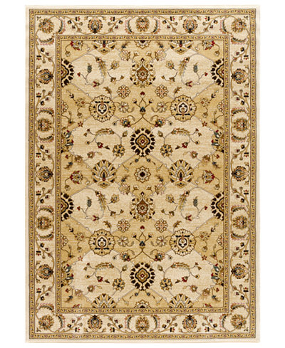 CLOSEOUT! Kenneth Mink Area Rug, Warwick Panel Wheat 7'10