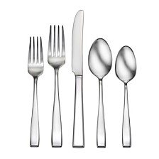 Studio Cuisine Delancey 62-PC Flatware Set, Service For 12