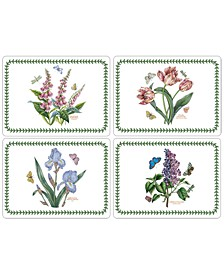 Table Linens, Set of 4 Botanic Garden Placemats