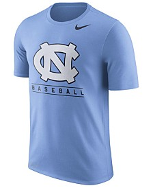 Nike Men's North Carolina Tar Heels Team Issue Baseball T-Shirt