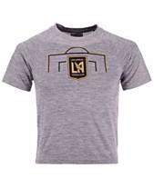 73344f148c0 Majestic Big Boys Los Angeles Football Club Just Getting Started T-Shirt