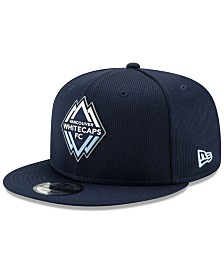 New Era Vancouver Whitecaps FC On Field 9FIFTY Snapback Cap