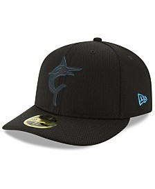 New Era Miami Marlins Clubhouse Low Profile 59FIFTY-FITTED Cap