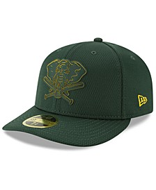 Oakland Athletics Clubhouse Low Profile 59FIFTY-FITTED Cap