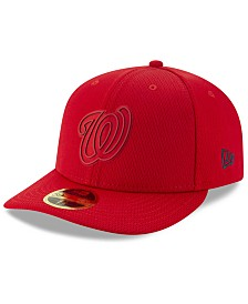 New Era Washington Nationals Clubhouse Low Profile 59FIFTY-FITTED Cap