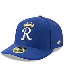 New Era Kansas City Royals Batting Practice Low Profile 59FIFTY-FITTED Cap