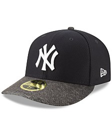 New Era New York Yankees Batting Practice Low Profile 59FIFTY-FITTED Cap