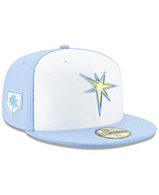 New Era Tampa Bay Rays Spring Training 59FIFTY-FITTED Cap