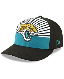 New Era Jacksonville Jaguars Draft Low Profile 59FIFTY-FITTED Cap