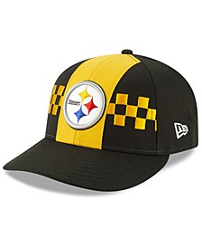 Pittsburgh Steelers Draft Low Profile 59FIFTY-FITTED Cap