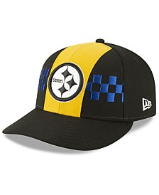 New Era Pittsburgh Steelers Draft Spotlight Low Profile 59FIFTY Fitted Cap