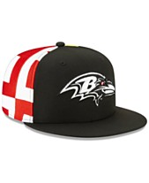 53116590060 New Era Baltimore Ravens Draft Spotlight 9FIFTY Snapback Cap