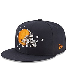 New Era Cleveland Browns Draft Spotlight 9FIFTY Snapback Cap
