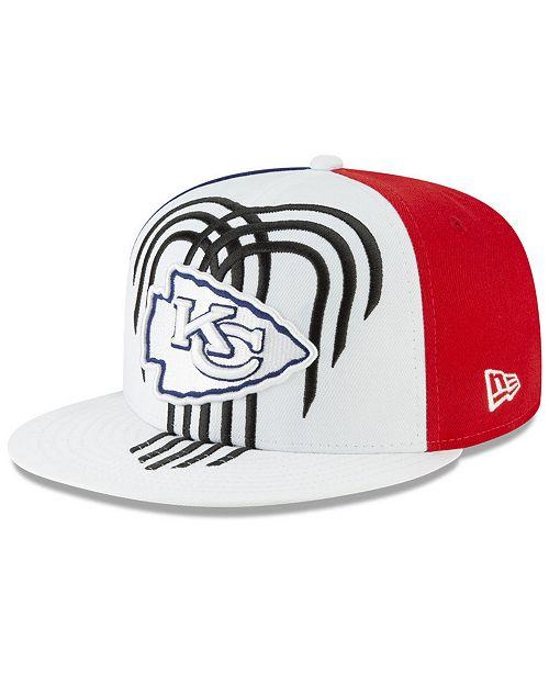 37c4ad3a216 ... New Era Kansas City Chiefs Draft Spotlight 9FIFTY Snapback Cap ...