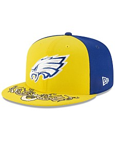 New Era Philadelphia Eagles Draft Spotlight 9FIFTY Snapback Cap