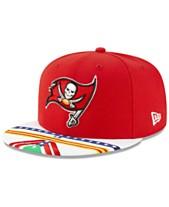 size 40 50b4c 7db64 New Era Tampa Bay Buccaneers Draft Spotlight 9FIFTY Snapback Cap