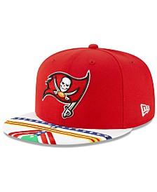New Era Tampa Bay Buccaneers Draft Spotlight 9FIFTY Snapback Cap