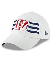 5d7d459589702 New Era Cincinnati Bengals Draft Spotlight 39THIRTY Cap