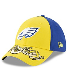 New Era Philadelphia Eagles Draft Spotlight 39THIRTY Cap