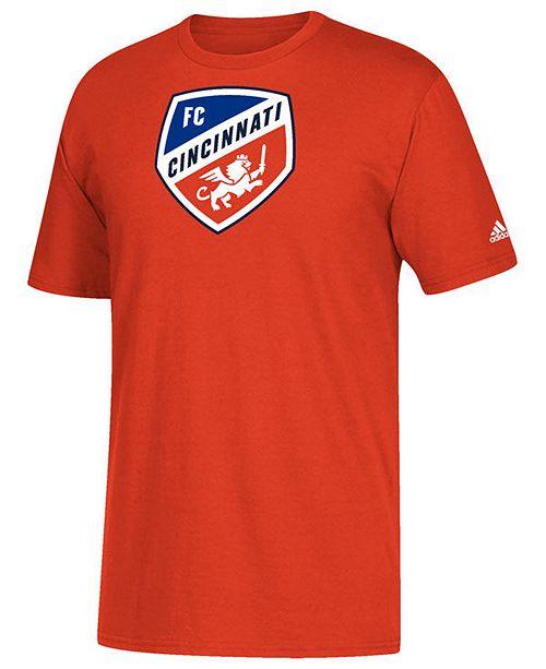 adidas Big Boys FC Cincinnati Squad Primary T-Shirt