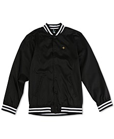 Men's Graphic Bomber Jacket