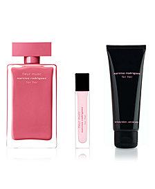 Narciso Rodriguez For Her Fleur Musc Eau de Parfum 3-Pc. Gift Set