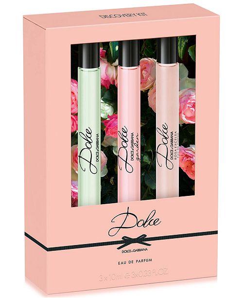 12c75aa0 Dolce & Gabbana DOLCE&GABBANA 3-Pc. Dolce Travel Spray Gift Set ...