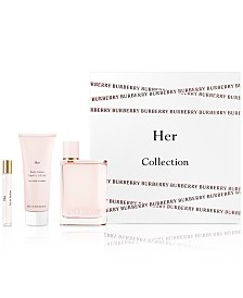 Burberry Her Eau de Parfum 3-pc Gift Set