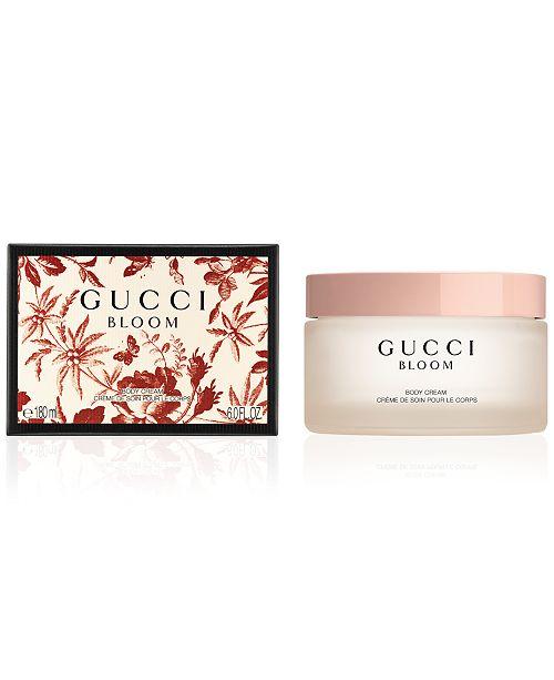 Gucci Bloom Body Cream, 6-oz.