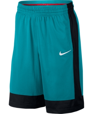 Nike Men's Dri-Fit Fastbreak Basketball Shorts In Teal/Blk