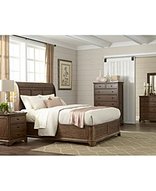 Gunnison Solid Wood Storage Bedroom Collection