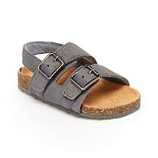 Toddler Boys Casual SR Leo Sandals