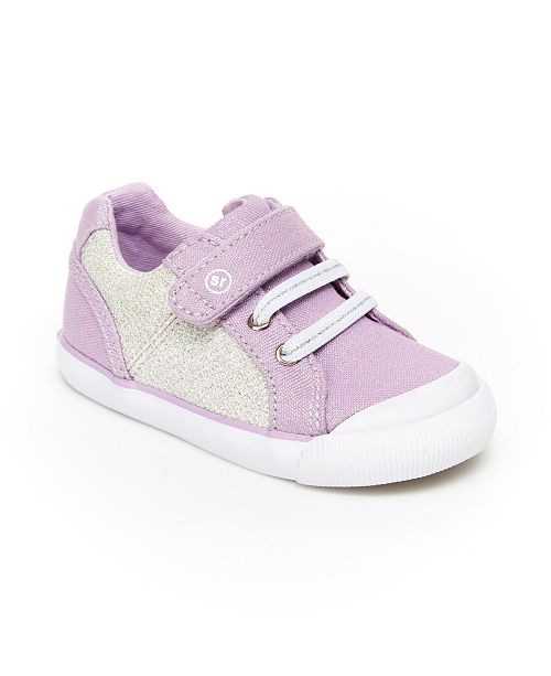 Stride Rite Toddler Girls Parker Closed Toe Sneaker
