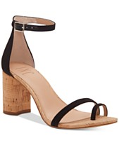 2f0c113ef9 I.N.C. Women's Wanada Toe-Ring Block-Heel Sandals, Created for Macy's