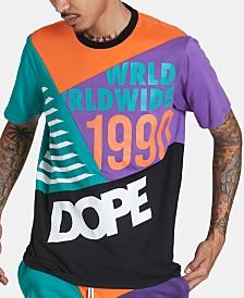 DOPE Men's Blockboy Graphic T-Shirt