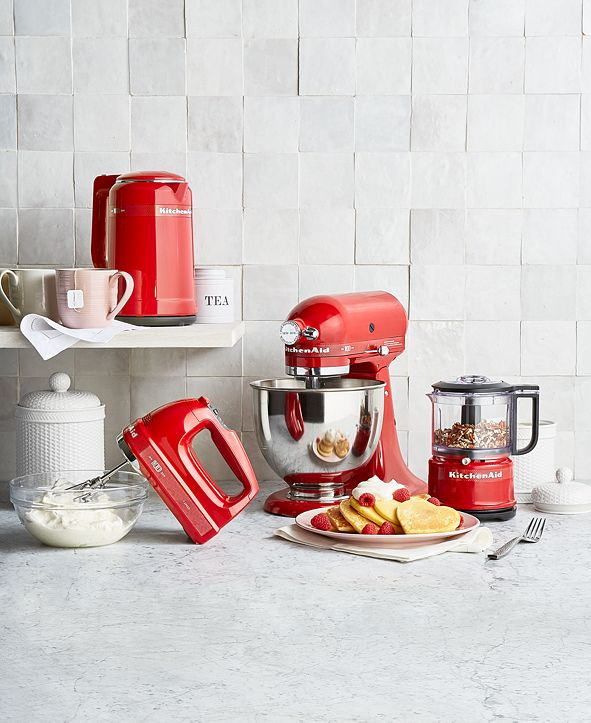 KitchenAid 100 Year Limited Edition Queen of Hearts Collection