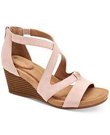 Giani Bernini Camdenn Wedges, Created for Macy's