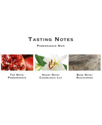 Pomegranate Noir Deluxe Candle, 21.1-oz.