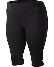 Nike Plus Size One Capri Training Leggings