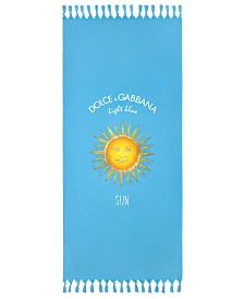 Receive a complimentary DOLCE&GABBANA Light Blue Sun Towel with any $88 purchase from the DOLCE&GABBANA Light Blue men's or women's fragrance collection